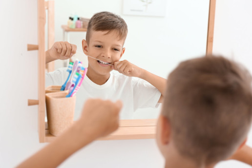 Does my child need to floss teeth?
