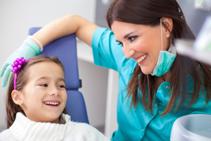Tips for child's first dentist visit